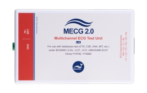 MECG 2 0 - Products | Test Solution for Medical Device and
